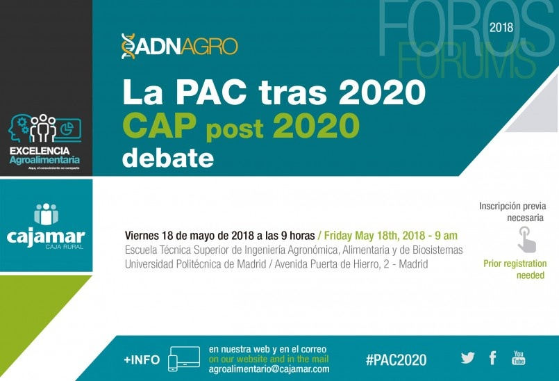 Madrid - La PAC tras 2020 / CAP post 2020